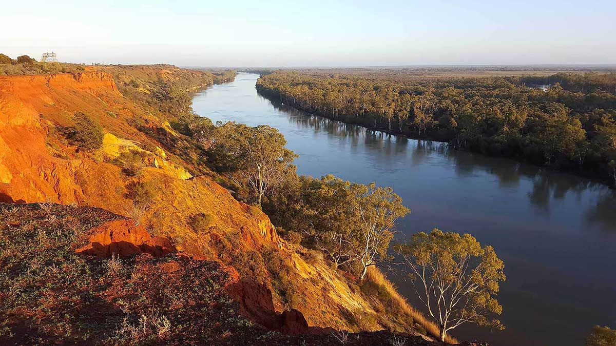 Murray River The Frames Luxury Accommodation South Australia