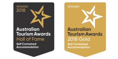 Australian Tourism Awards logos